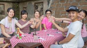 Outdoor Lunch