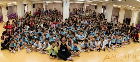 C & M A Sun Kei Primary School (Ping Shek) Program