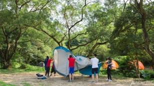 Tent Setup Learning