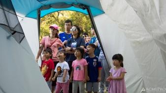 Spacious Tent